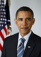 The 44th President of the United States